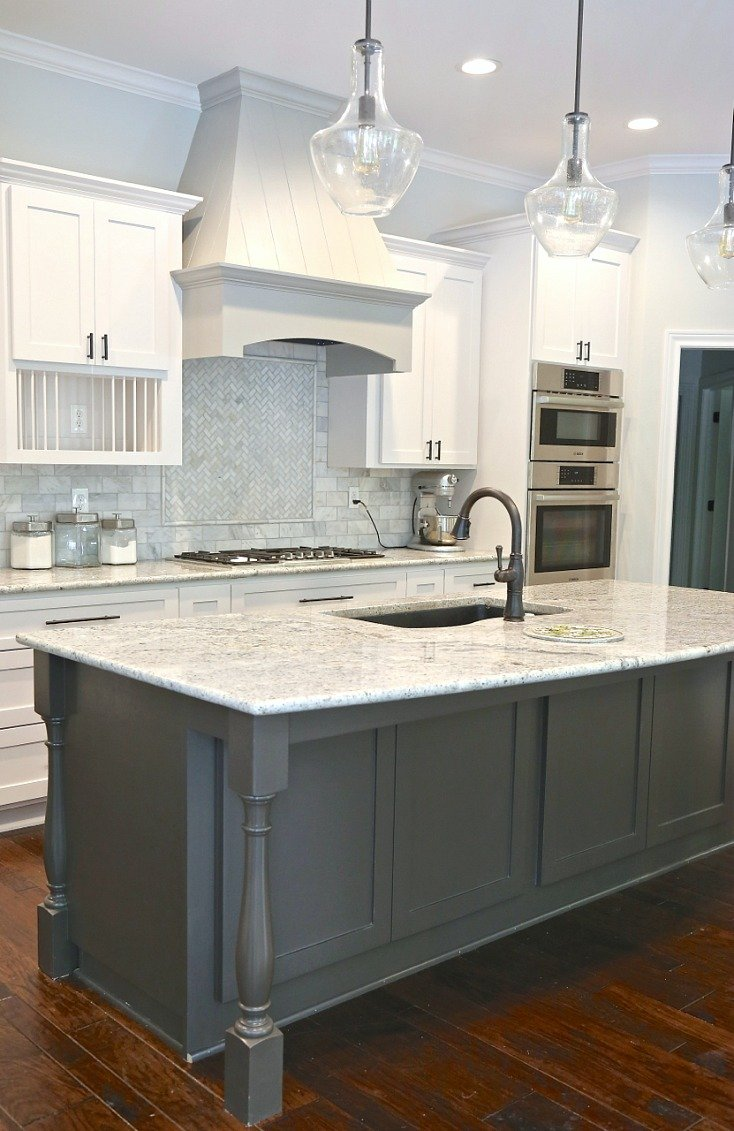 Choosing White Paint Color For Kitchen Cabinets