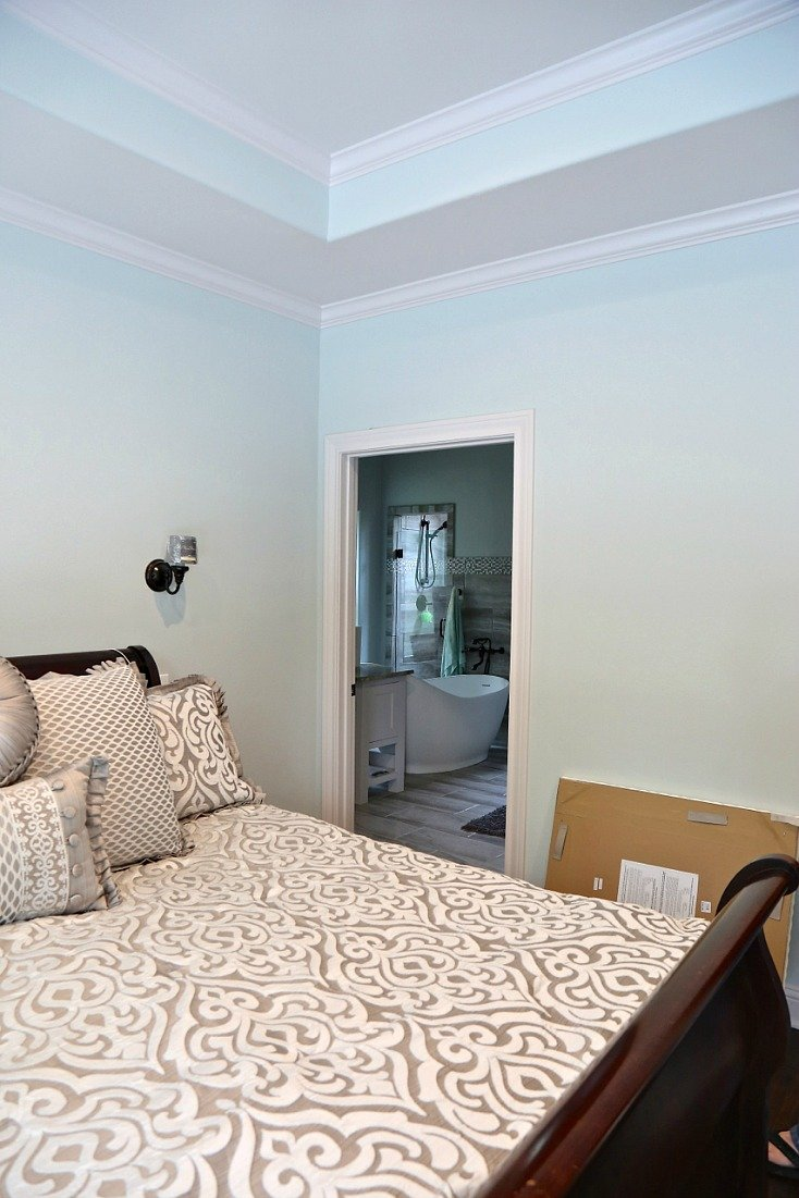 Sherwin williams sea salt diluted with white 50