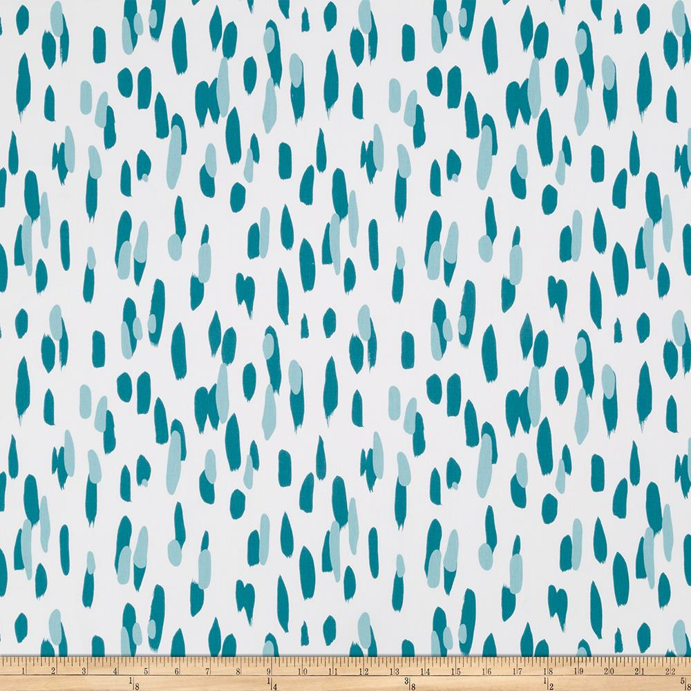 Madcap Cottage Reef Fabric in Pool