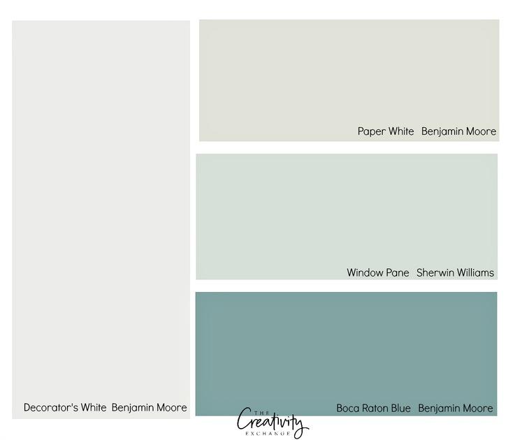 Master bedroom remodel color scheme