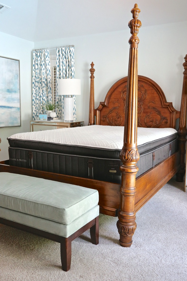 Stearns and Foster Reserve No. 1 Luxury Mattress