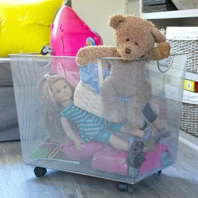 Quick Tricks for Organizing Children's Spaces