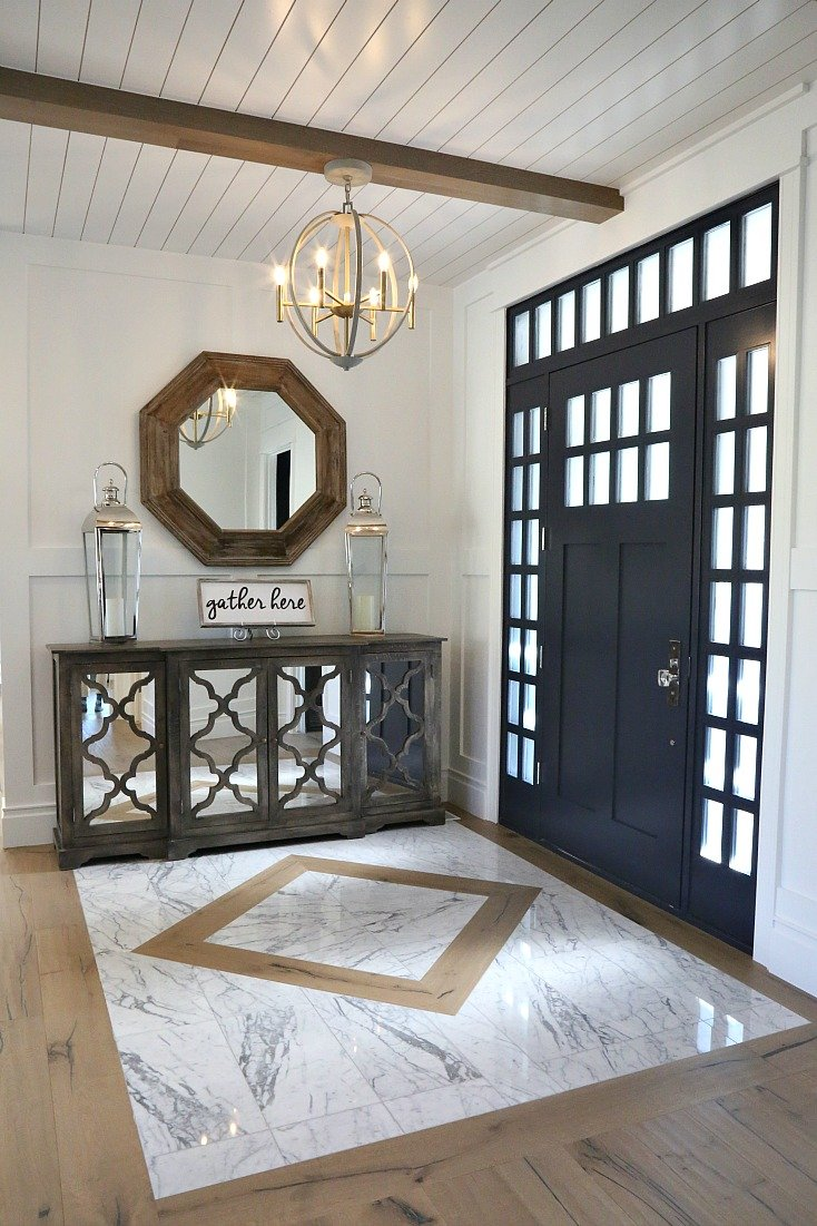 choosing interior door styles and paint colors trends. Black Bedroom Furniture Sets. Home Design Ideas