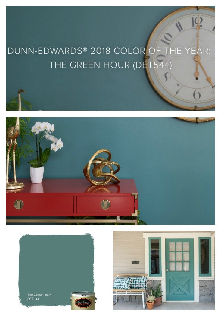 Dunn Edwards 2018 Color of the Year