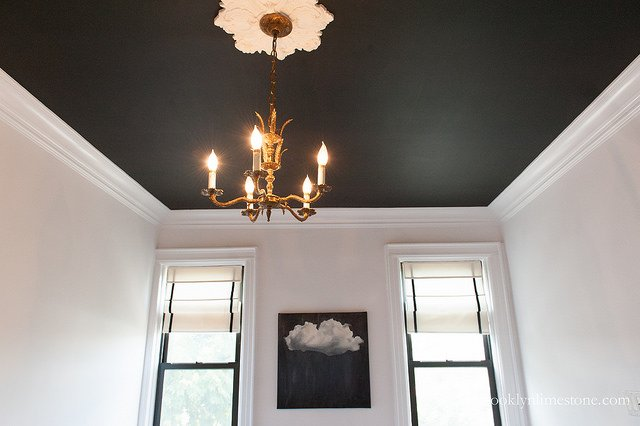 Glidden's 2018 Color of the Year Deep Onyx