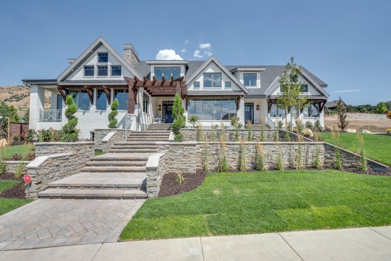 Home built by Silverhawk Enterprises.