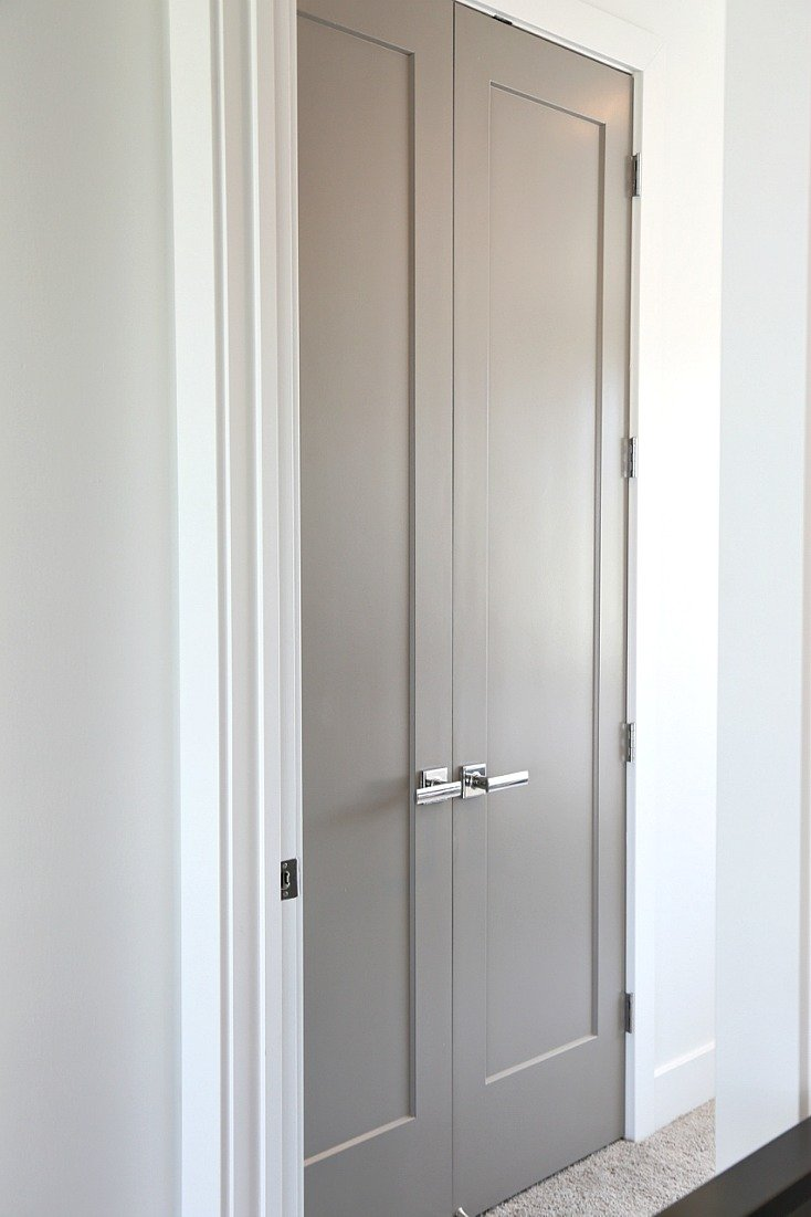 Choosing interior door styles and paint colors trends - Interior doors for home ...