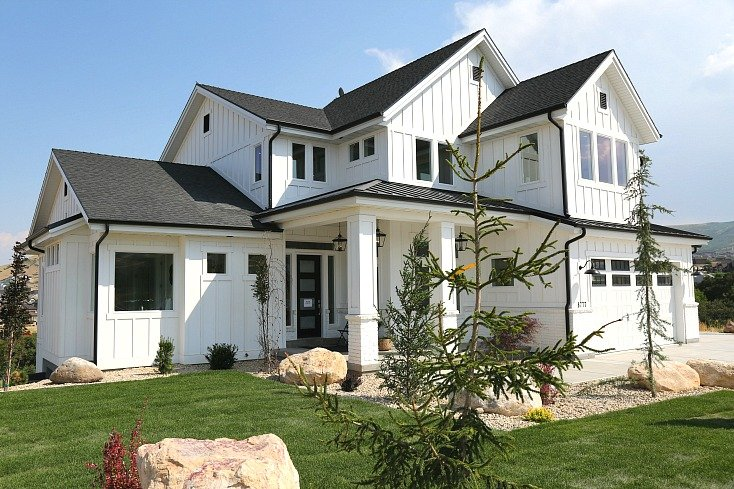 Salt lake city parade of homes 2017 recap for Farmhouse style homes for sale