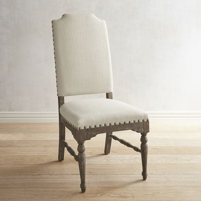 Broderick Linen Chair from Pier One