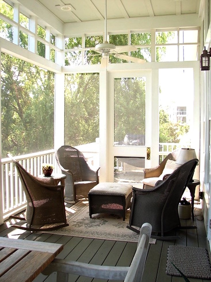 Large Sunroom Decorating Ideas