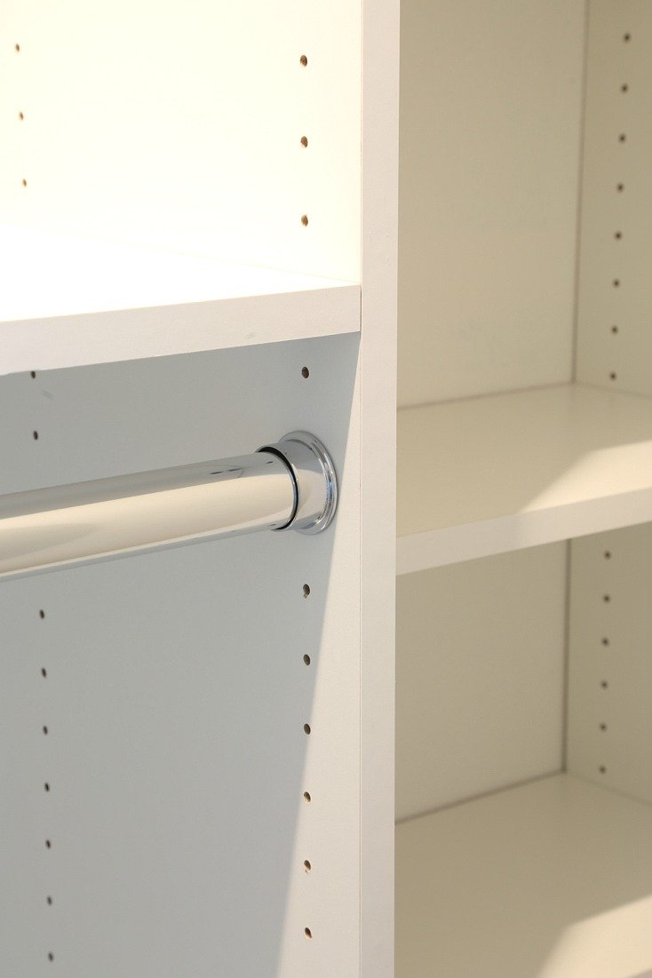 EasyClosets panels. How to install.