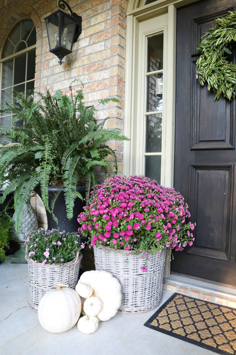 Fall Porch Decor And Refresh