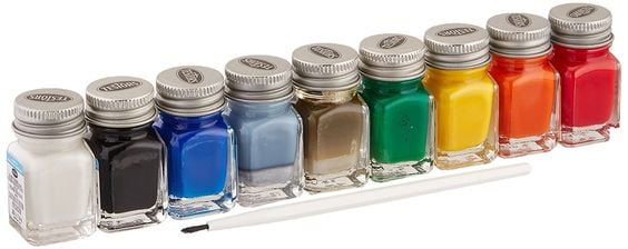 Tips and Tricks for Using Testors Paints