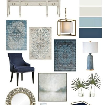 Moody Monday: Entryway Decor Options