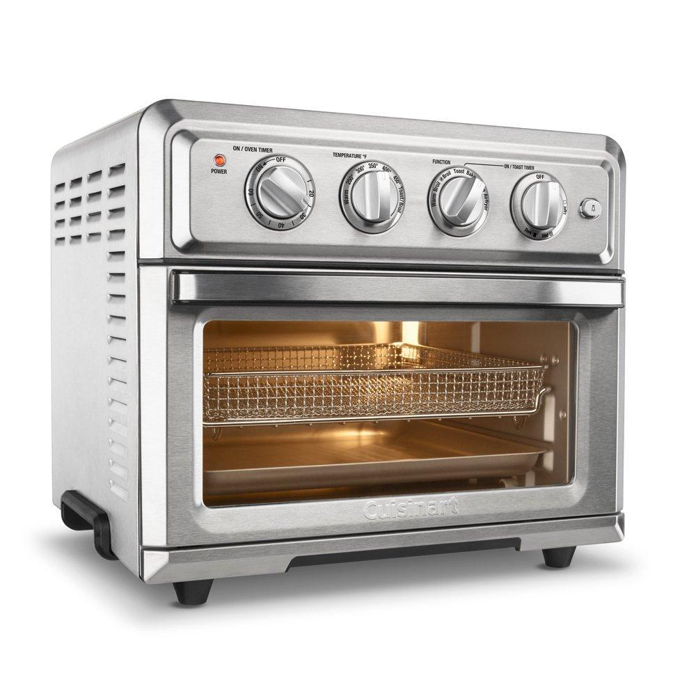 Air fry toaster over on Oprah's Favorite Things list.