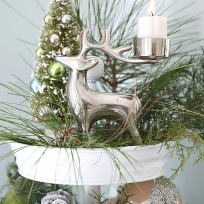 Quick Tricks: Christmas Decor Paint Projects
