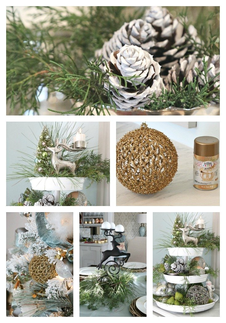 Creative Christmas Decor Paint Projects