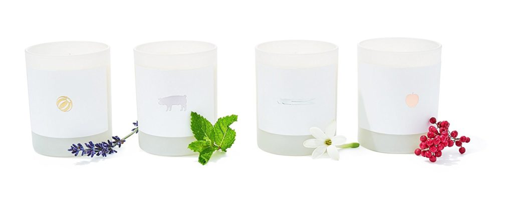 The store scented candles on Oprah's favorite things.