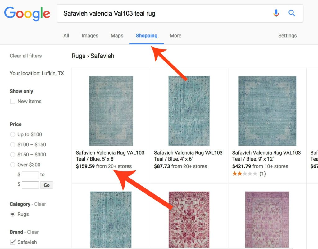 Tips for buying the best rugs online