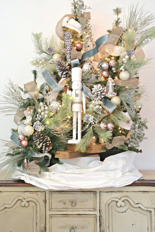 CASA Christmas Parade of Homes Nutcracker Tree.