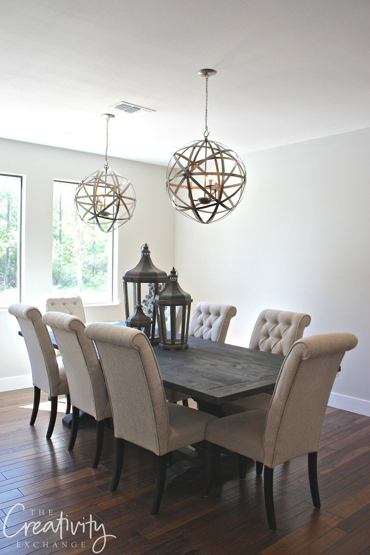 Notice Above In My Clients Dining Room That The Space Has A Lot Of Natural Light Flooding How Repose Stays Warm This Situation Gray Owl
