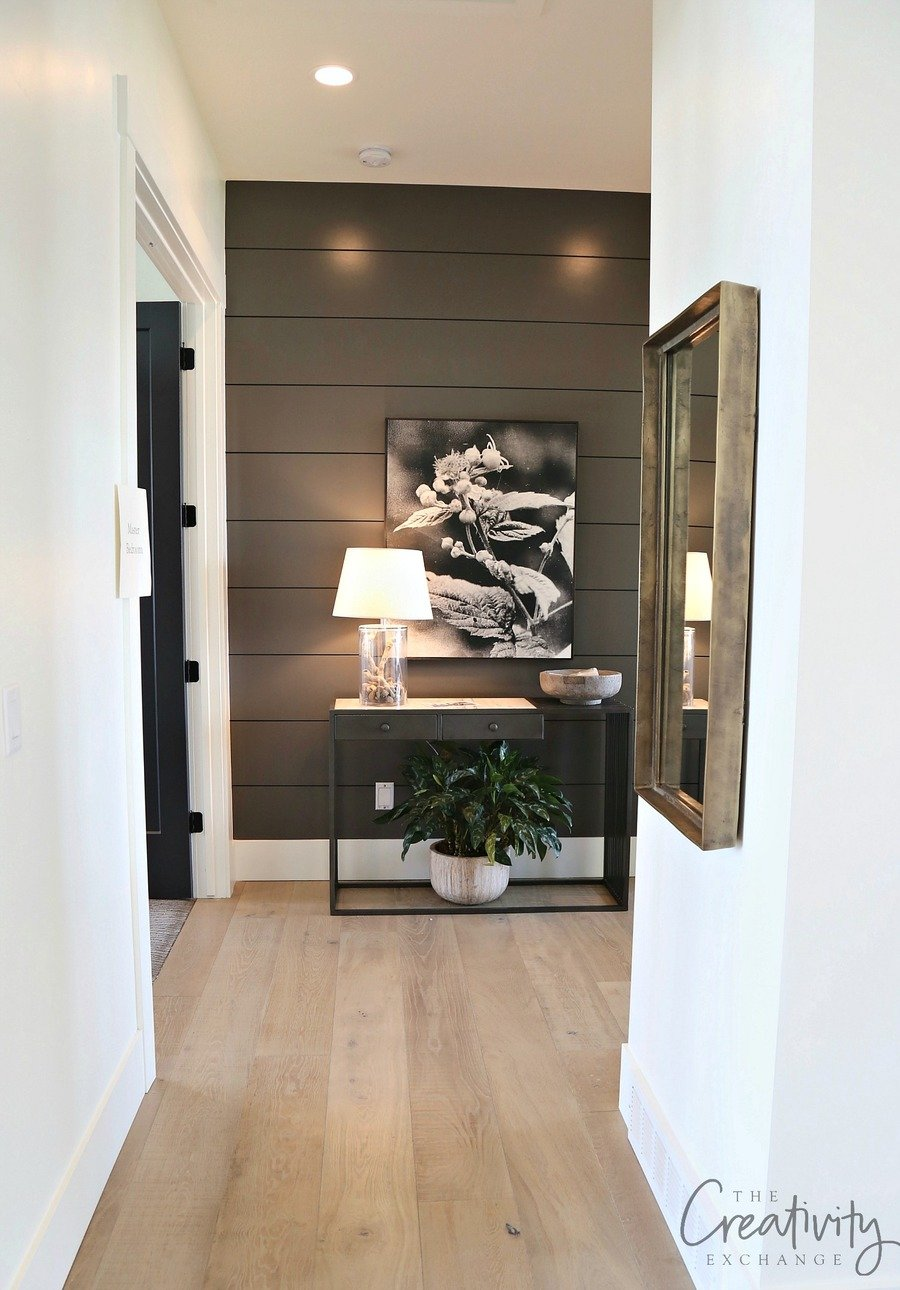 Painted-Shiplap-Wall-Color-is-Benjamin-Moore-Kendall-Charcoal