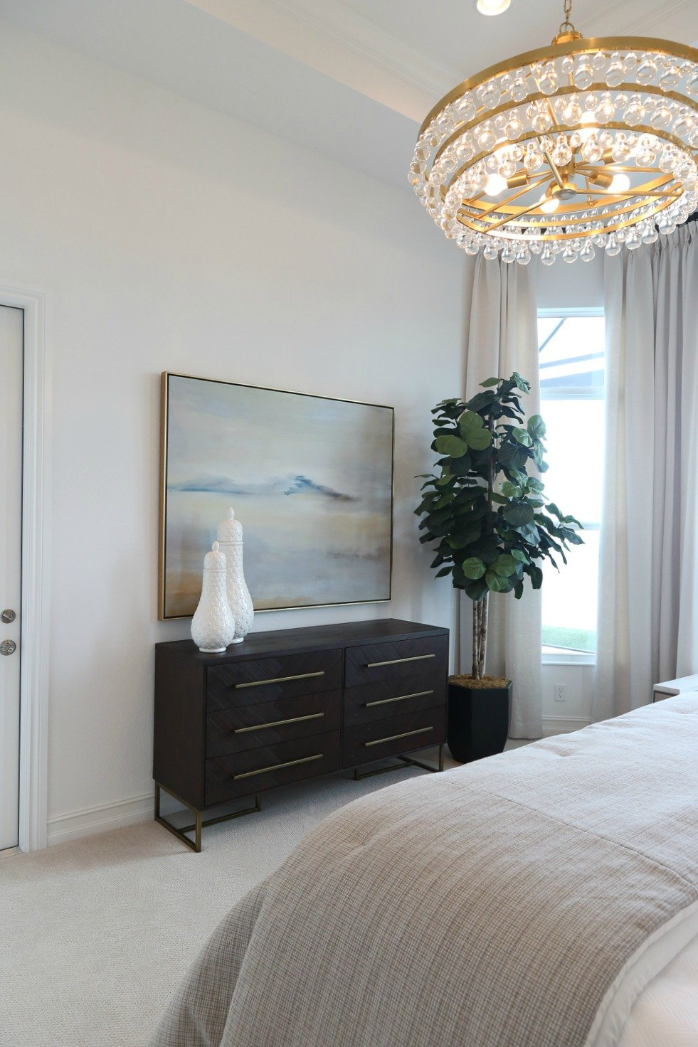 Master Bedroom Naples Florida Parade of Homes