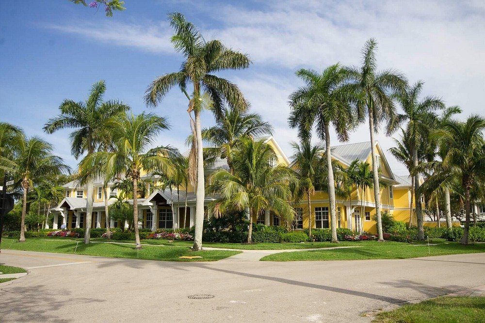 Old Naples Florida Home Exteriors