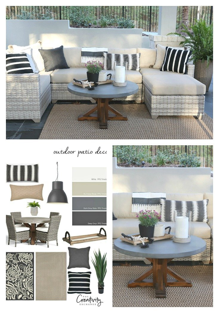 How to find great deals on patio furniture and accessories