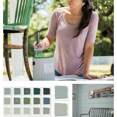 Joanna Gaines' 2018 Paint Color Picks