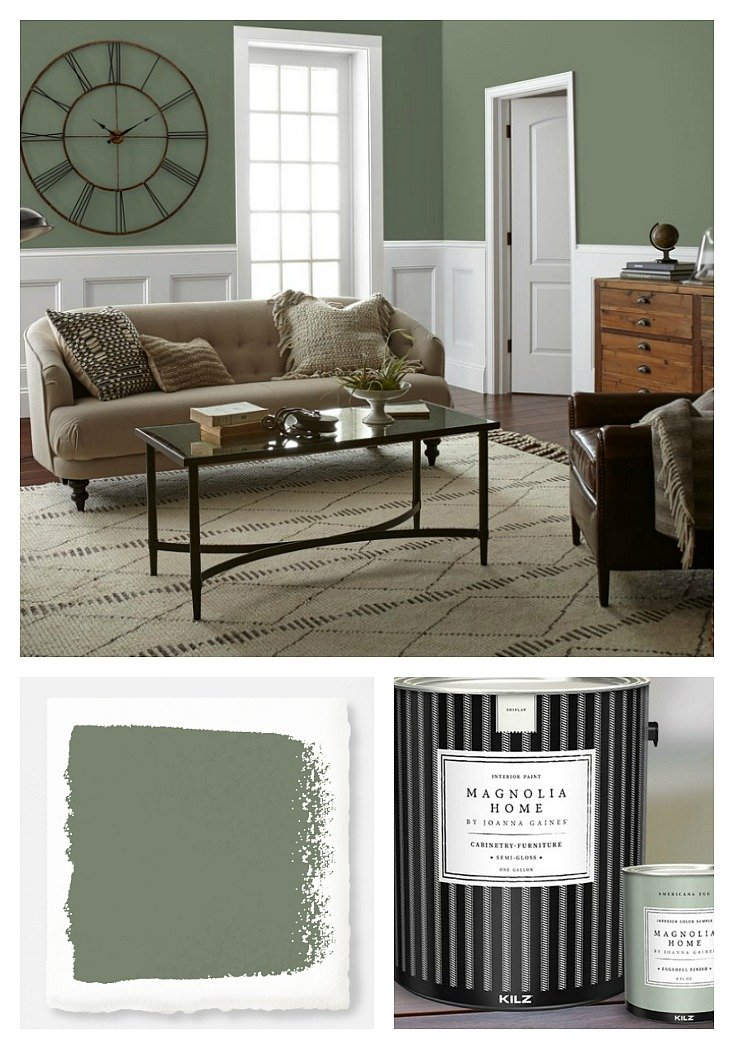Olive Grove from Magnolia Home Paint by Joanna Gaines