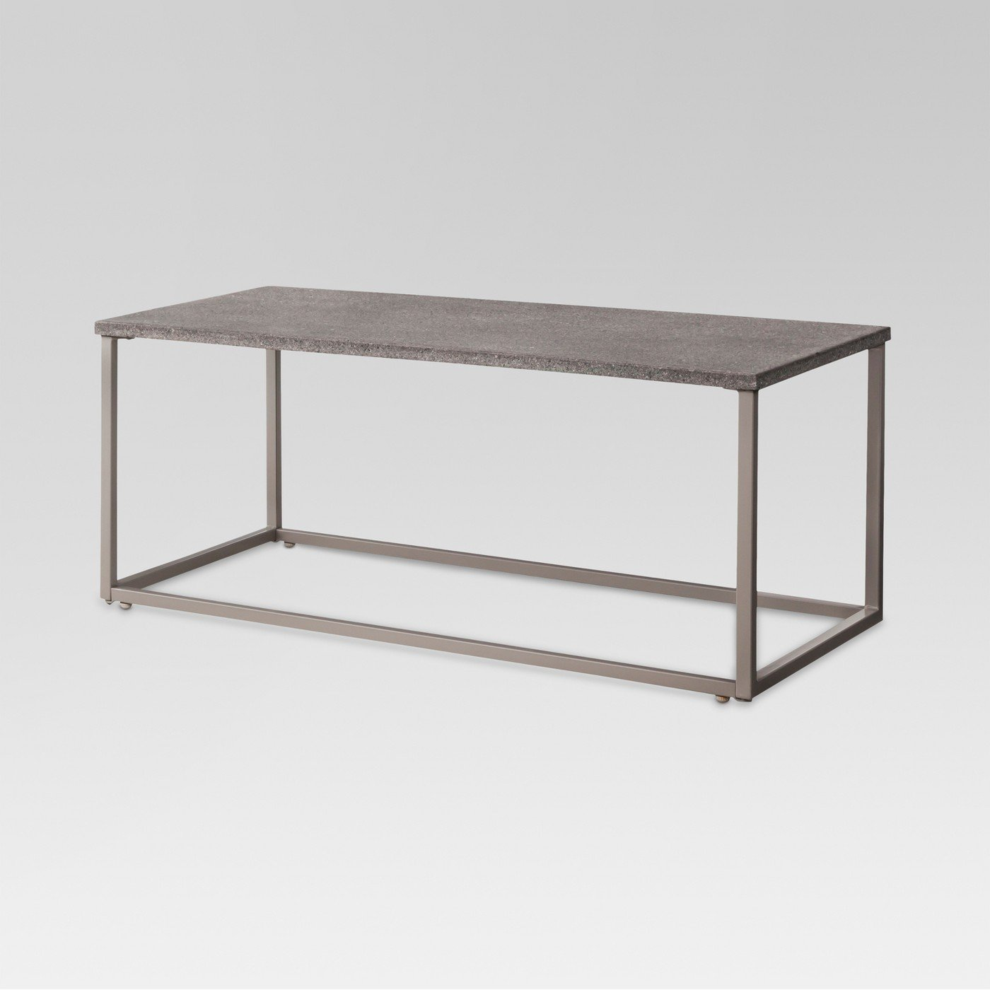 Outdoor coffee table from Target