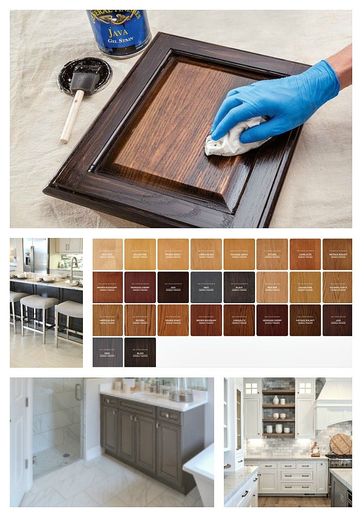 Sensational Our Best Tips For Staining Cabinets Or Re Staining Download Free Architecture Designs Scobabritishbridgeorg