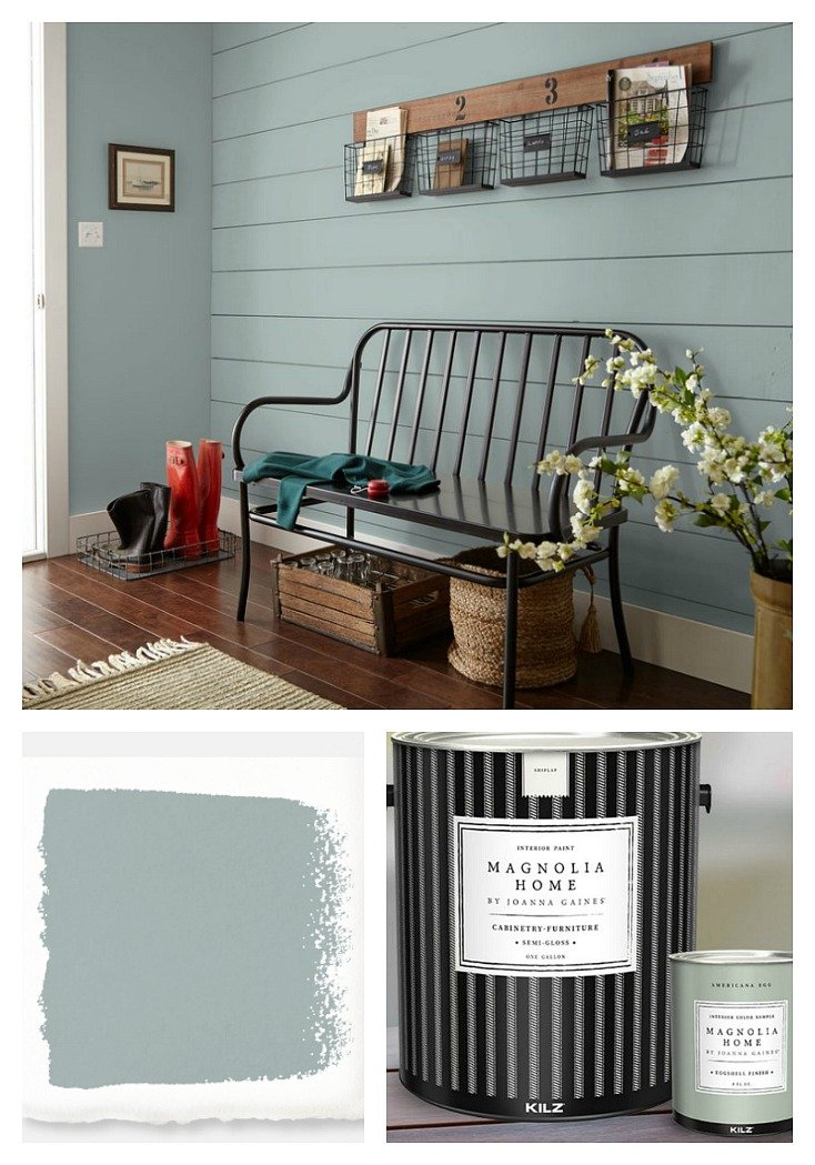 Rainy Days Via Magnolia Home Paint By Joanna Gaines