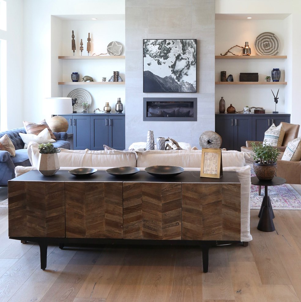Table Behind Sofa: Stylish Sideboards For Every Budget, Taste And Room