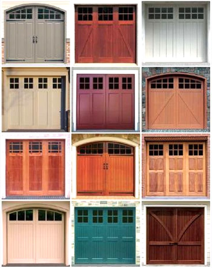 Modern Garage Door Designs on Garage Door Colors Ideas  id=42890