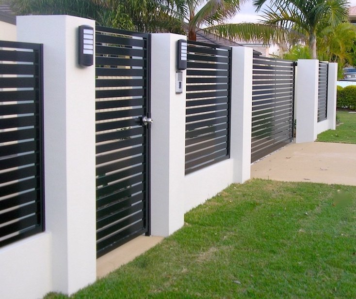 Fence Infill Panels