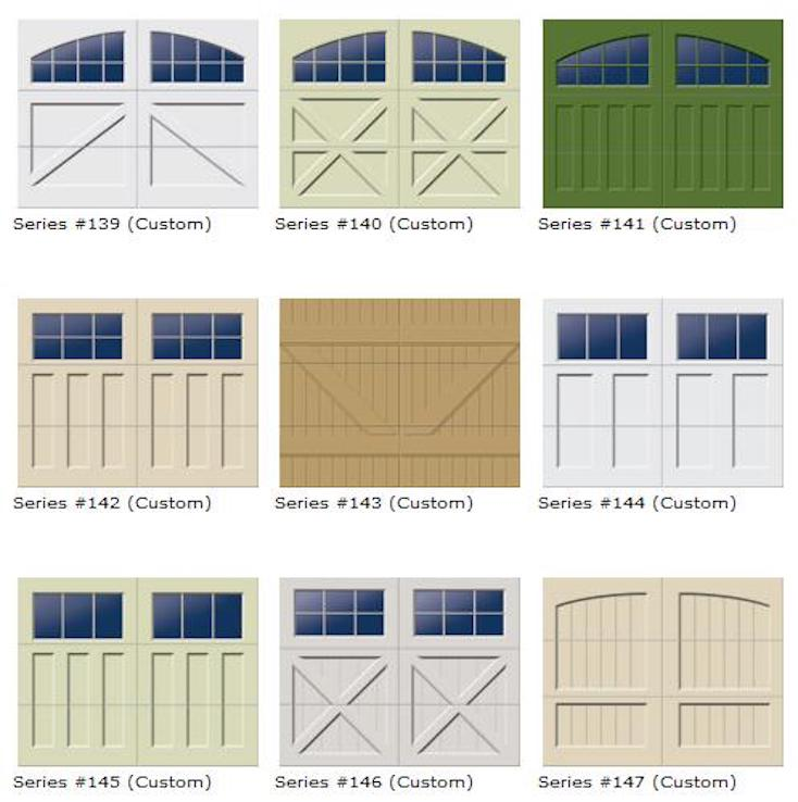 High Touch Garage Door Designs