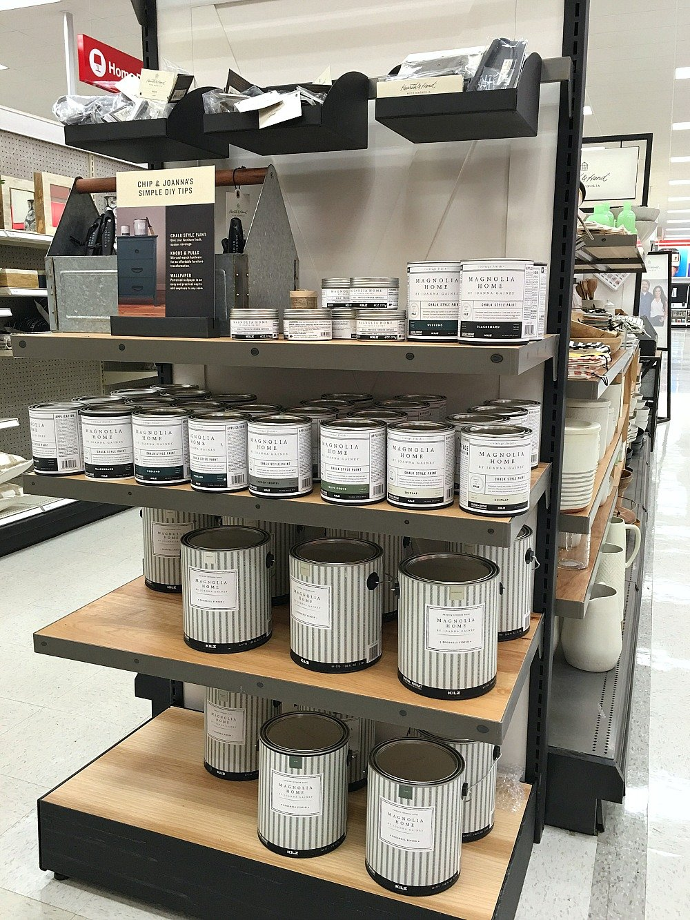 Joanna Gaines Paint Line Now at Target