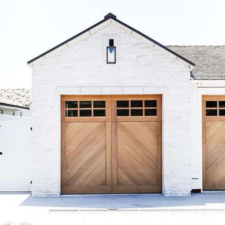 . Modern Garage Door Designs