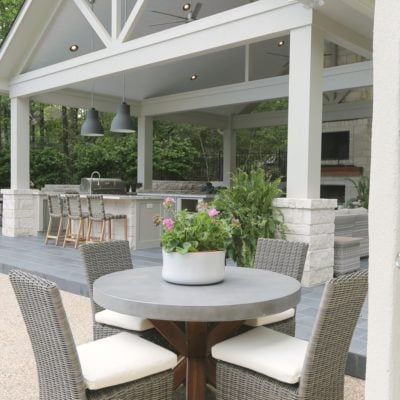 Planning an Outdoor Kitchen: Where to Start