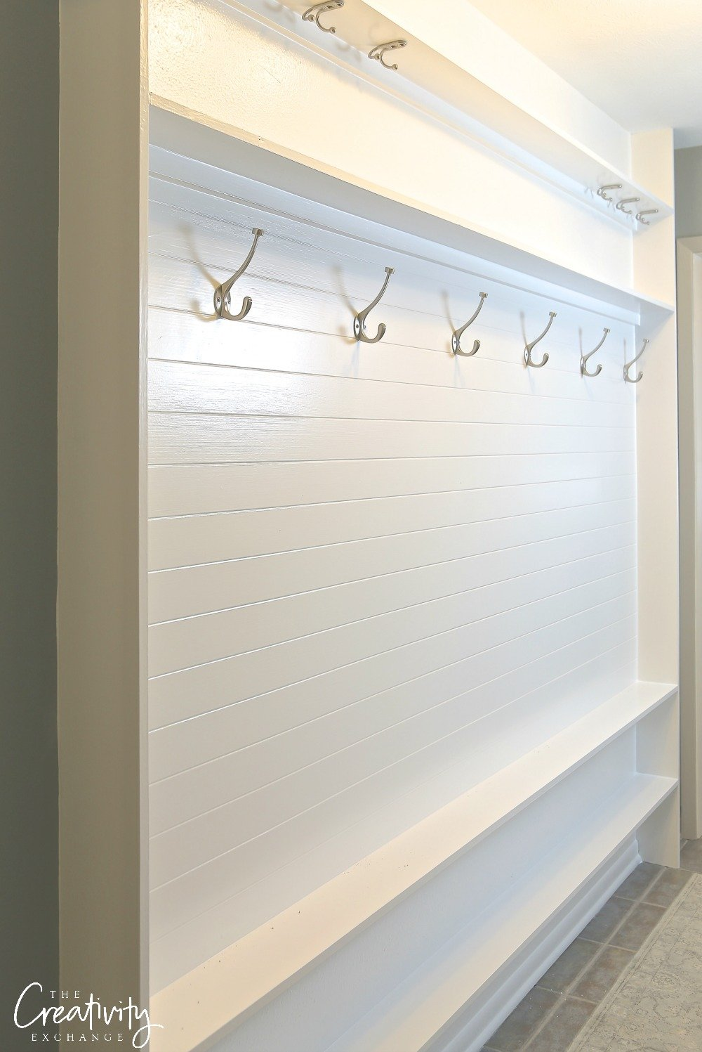How To Turn Any Space Into A Mudroom