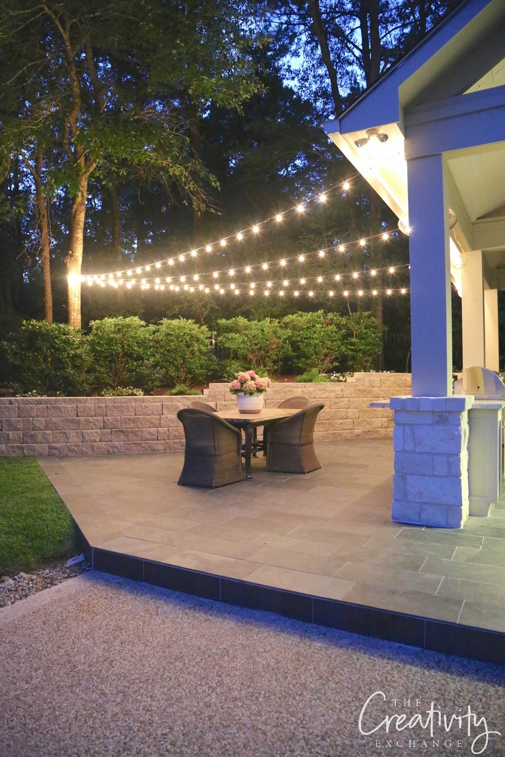 outdoor string lights backyard tips for hanging outdoor string lights quick hanging outdoor string lights