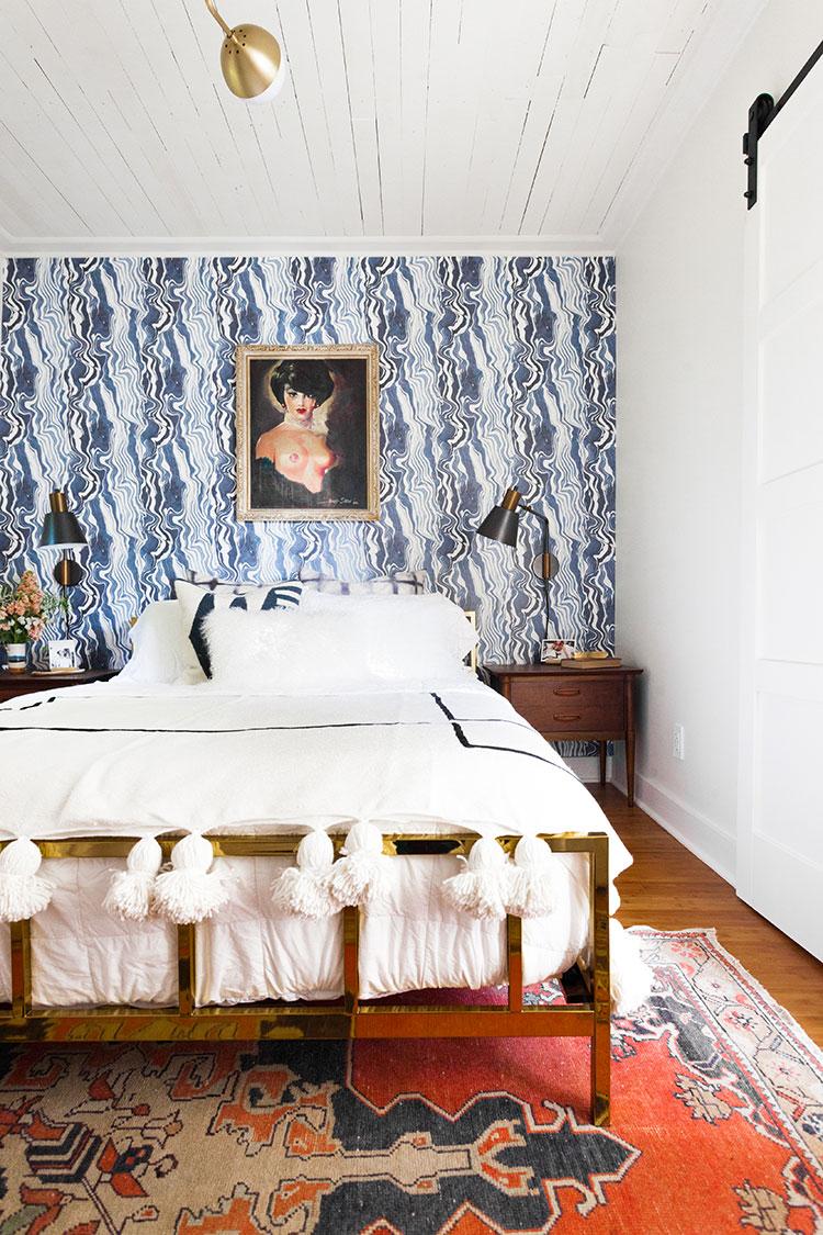 Jojotastic Bedroom.