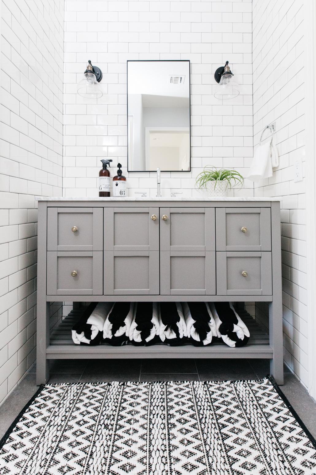 TomKat Studio Bathroom project