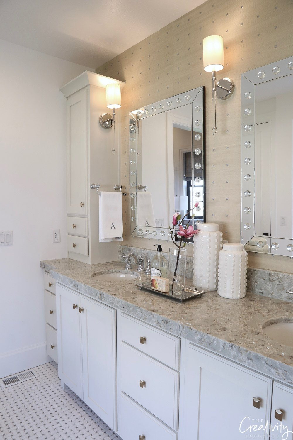Master Bathroom, Utah Valley Parade of Homes