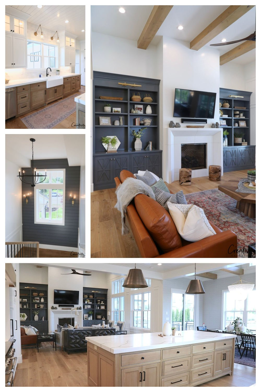 Transitional Home Tour