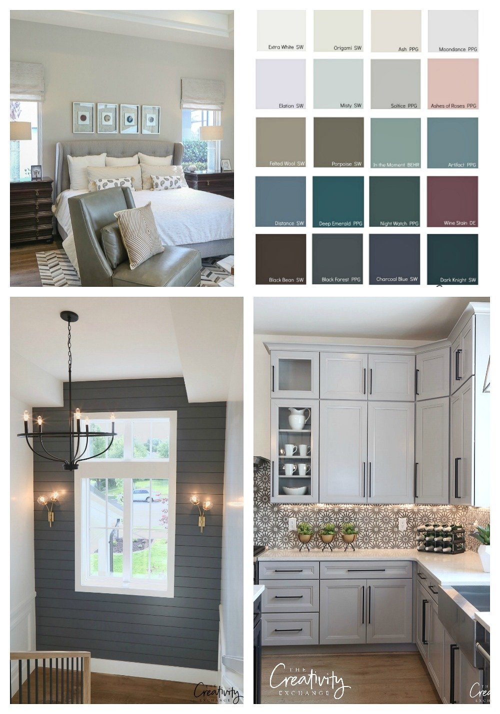 2019 paint color trends and forecasts - Best foyer colors 2018 ...