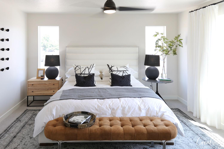 Modern bedroom deisgn