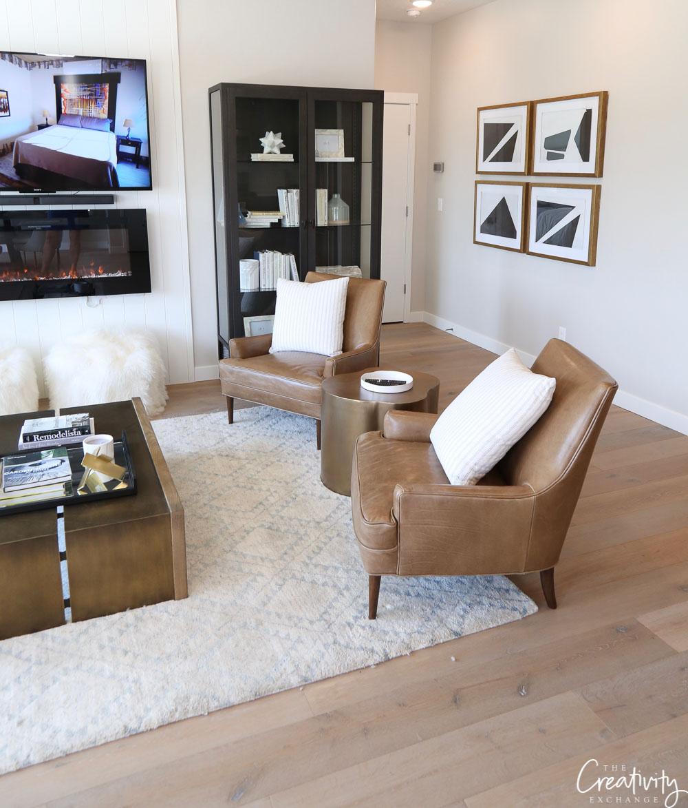 Different furniture textures